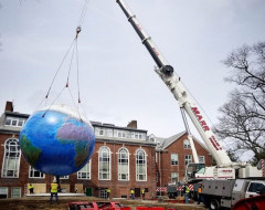 Babson College Globe Transfer