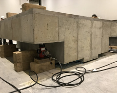 MIT.nano Hydraulically Jacked Concrete Podiums