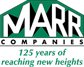 Marr Crane & Rigging Receives SC&RA Safety Award