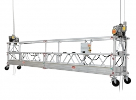 altrex suspended platform with end stirrups photo