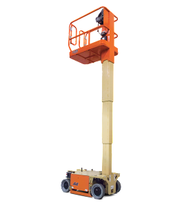 JLG 1230ES vertical mast lift photo