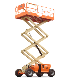jlg 3394RT scissor lift photo
