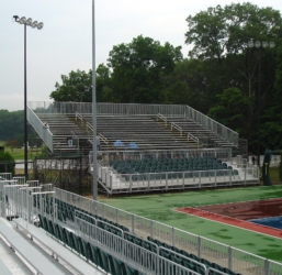 Temporary Bleachers and Permanent Grandstands