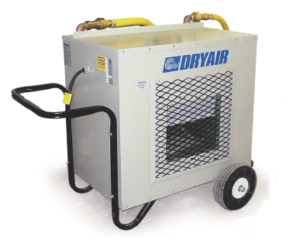 dryair portable heat exchanger photo