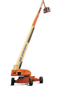 JLG 1350 SJP telescopic boom lift photo