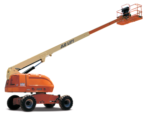 JLG 400S telescopic boom lift photo
