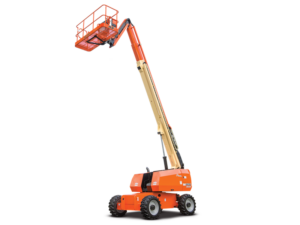 JLG 660SJ telescopic boom lift photo