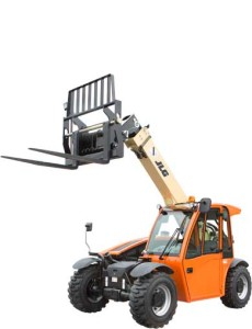 jlg telehandler photo