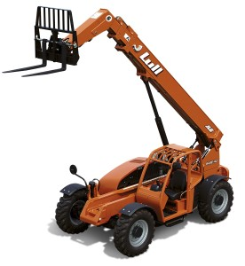lull telescopic handler photo