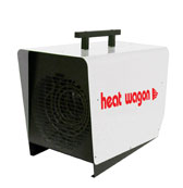 heat wagon electric heater photo