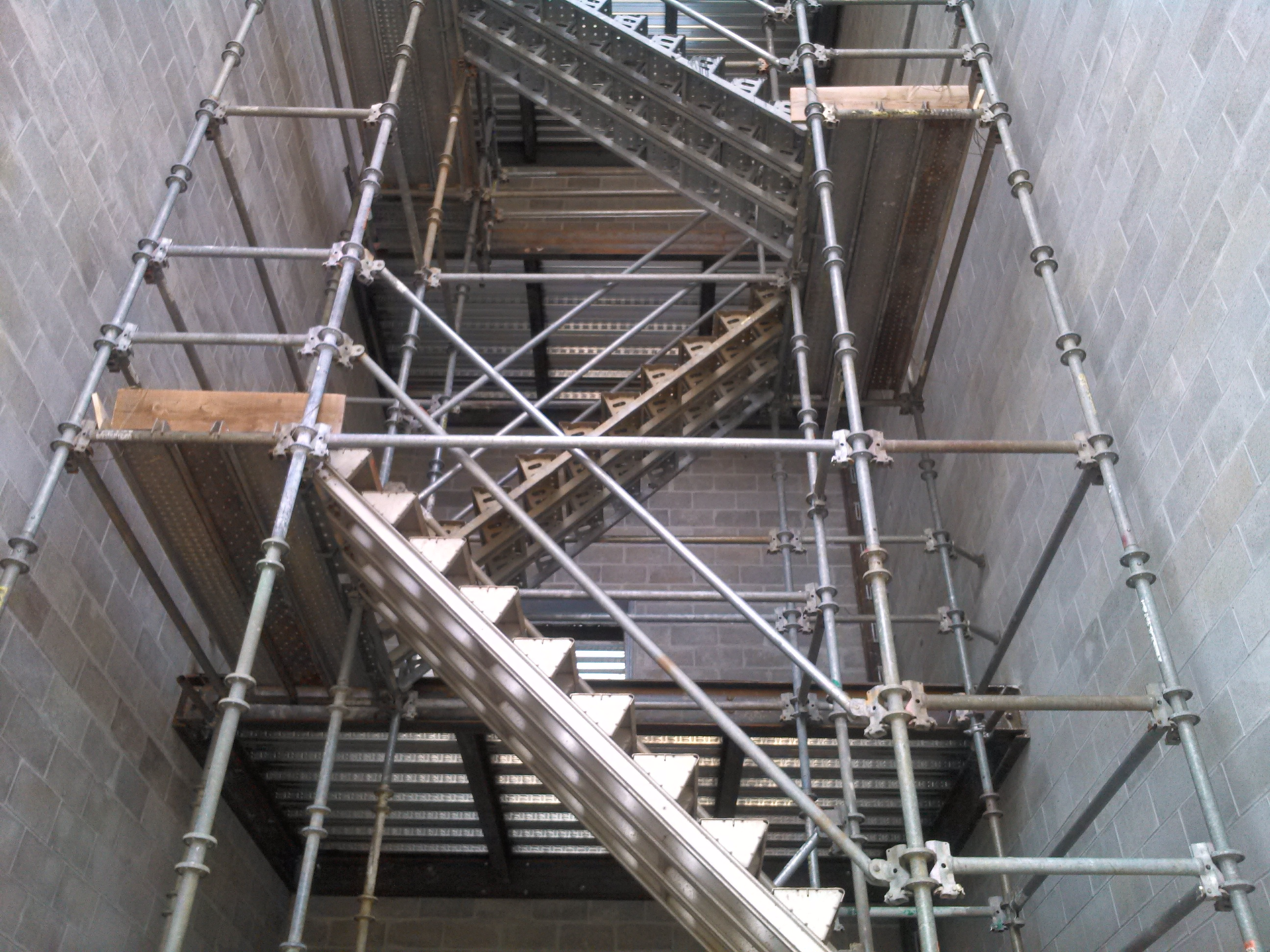 Stairs scaffolding related keywords stairs scaffolding for Stair tower