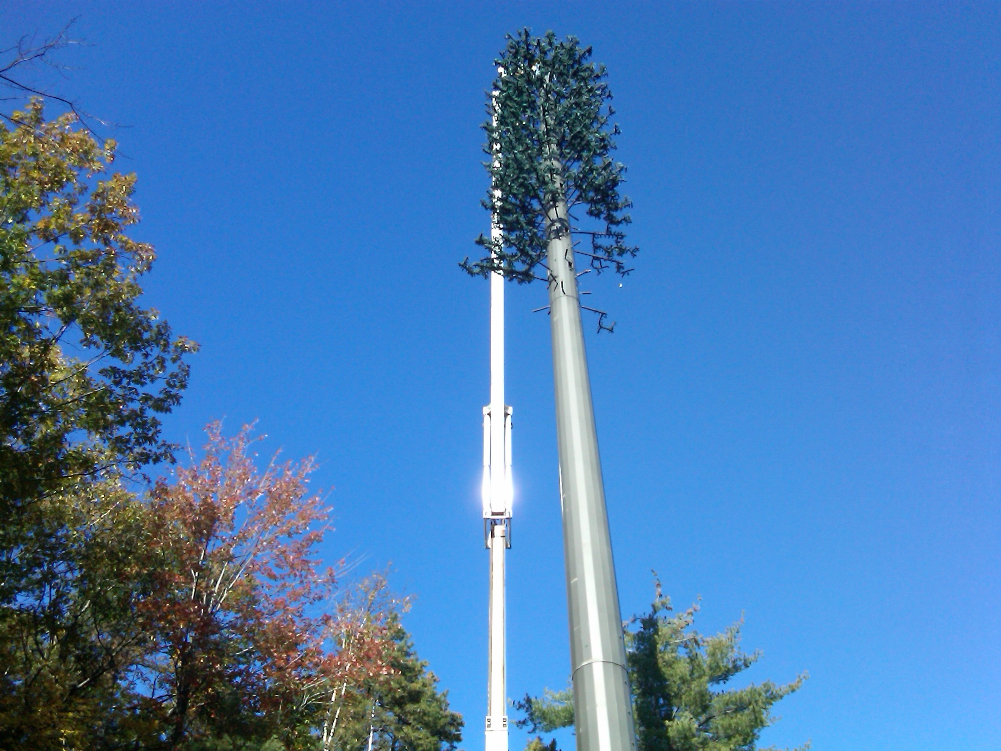 NH Telecommunications Work