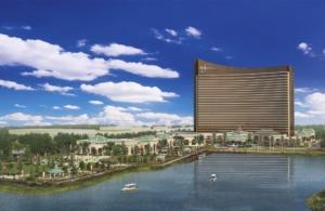 wynn casino rendering