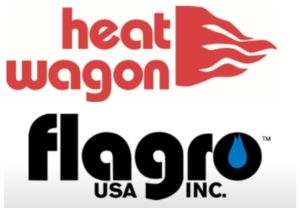 new logo image heat wagon flagro