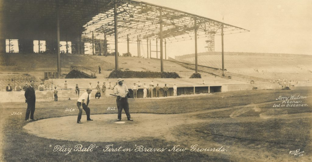 braves field photo