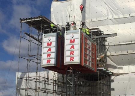 Marr Crane & Rigging | Marr Companies